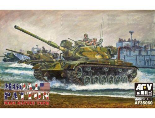 AFV-Club M60A1 Patton Main Battle Tank 1:35 (AF35060)