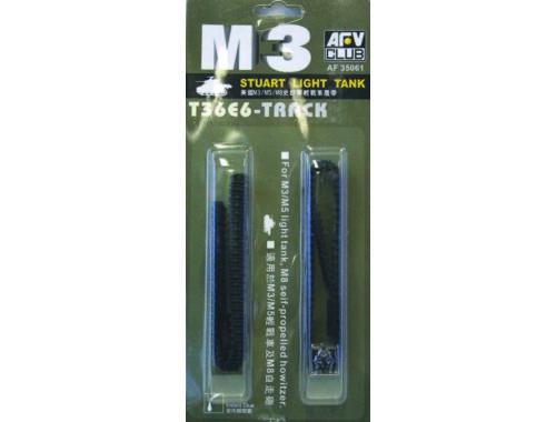 AFV-Club M5/M8 TRACKS 1:35 (35061)