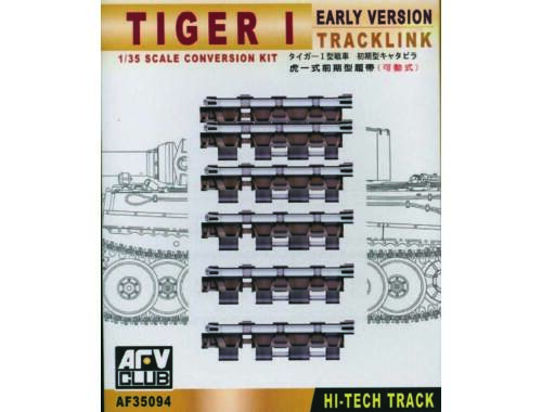AFV-Club TRACKS TIGER I EARLY (ARTICULATED) 1:35 (35094)