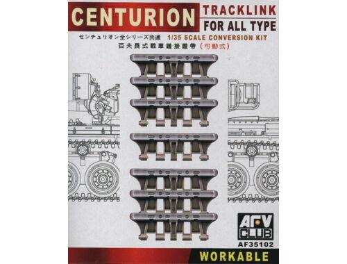 AFV-Club Centurion Tracklink for all Type Conversion Kit 1:35 (35102)