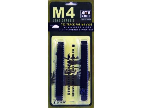 AFV-Club T-62 TRACKS (M4A4) 1:35 (35104)