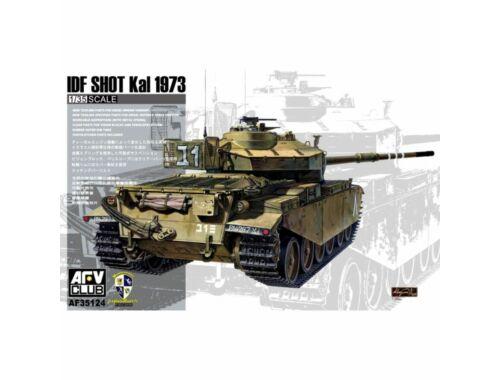 AFV-Club IDF SHOT Kal 1973 1:35 (AF35124)