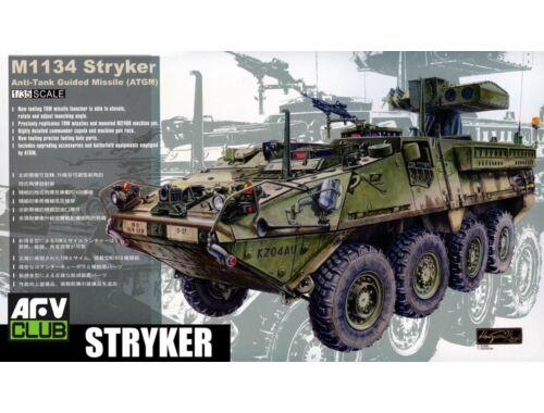 AFV-Club M-1134 Stryker ATGM 1:35 (35134)