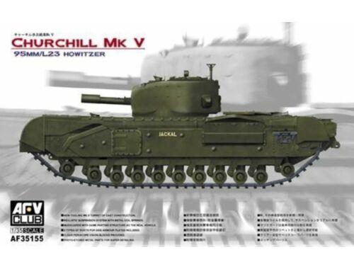 AFV-Club Churchill MK V tank 1:35 (35155)