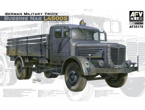 AFV-Club Bussing Nag L4500S 1:35 (AF35170)