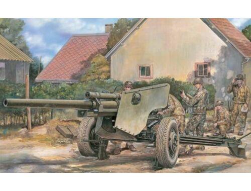 AFV-Club U.S. 3 inch Gun M5 on Carriage M6 1:35 (35181)