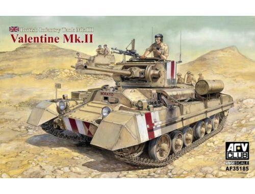 AFV-Club Valentine MK.II 1:35 (35185)