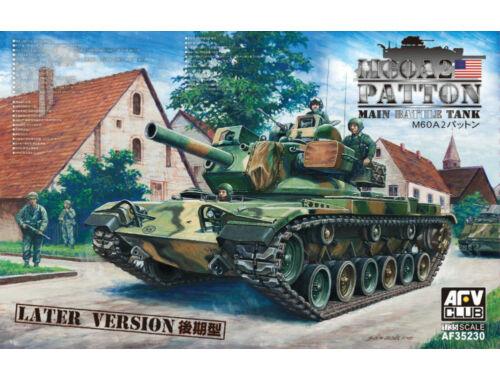 AFV-Club M60A2 Patton Tank (late version) 1:35 (AF35230)