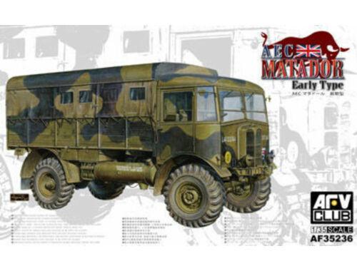 AFV-Club AEC Truck Early type 1:35 (AF35236)