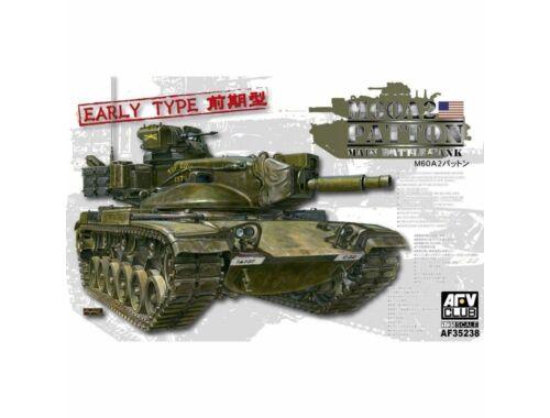 AFV-Club M60A2 Patton Early version 1:35 (35238)
