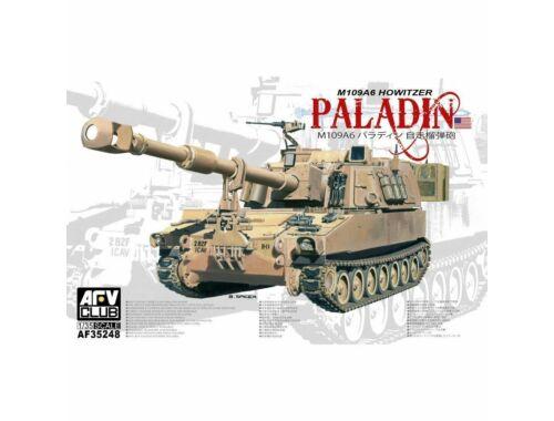 AFV-Club M109A6 Paladin 1:35 (AF35248)