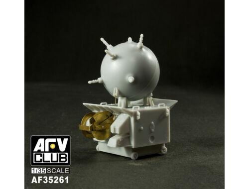 AFV-Club Germany EMC type II mines 1:35 (AF35261)