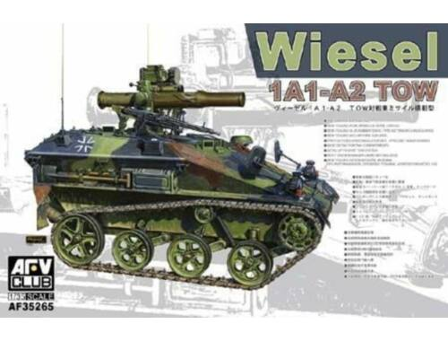 AFV-Club Wiesel 1 Tow A1/A2 1:35 (AF35265)