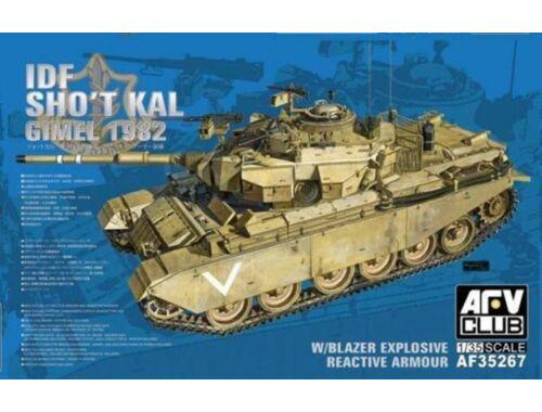AFV-Club IDF SHO´T Kal GIMEL 1982 1:35 (AF35267)