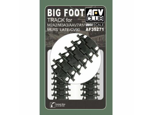 AFV-Club M2A2/AAV7/CV BIG FOOT Track 1:35 (AF35271)