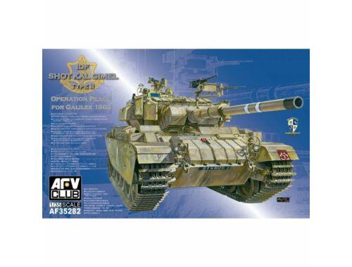 AFV-Club IDF Shot Kal Gimel Type II(Operation Peace for Galilee 1982) 1:35 (AF35282)