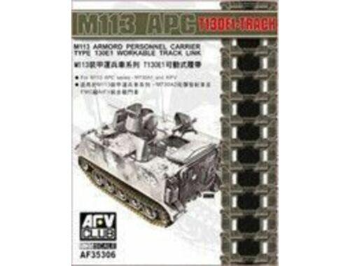 AFV-Club M113 APC T130E1 Workable Track Link 1:35 (AF35306)