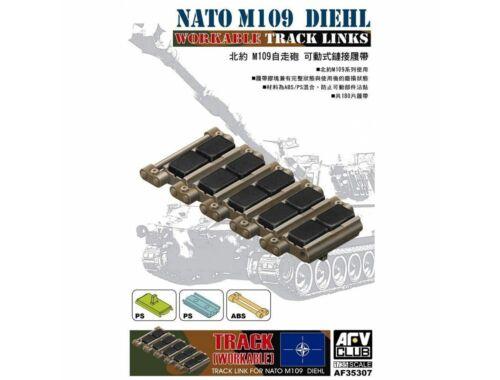 AFV-Club Workable tracks for M109 NATO Diehl 1:35 (35307)