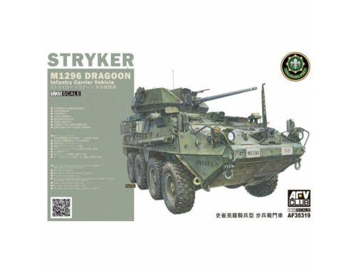 AFV-Club M1296 Stryker Dragoon Infantry Fighting Vehicle 1:35 (AF35319)