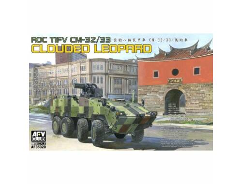 AFV-Club CM-32/33Clouded Leopard Armored vehicle 1:35 (AF35320)