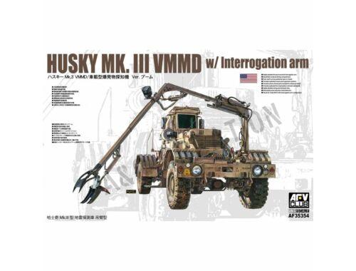 AFV-Club Husky MK.III VMMD w/Interrogation arm 1:35 (AF35354)
