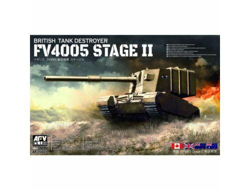 AFV-Club FV4005 Stage II British Tank Dastroyer 1:35 (AF35405)