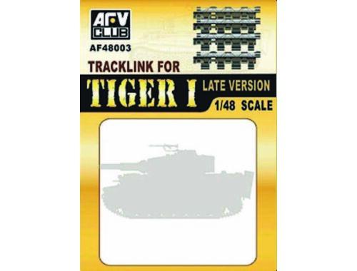AFV-Club TRACK LINK TIGER I LATE 1:48 (48003)