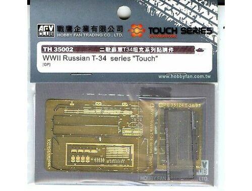 AFV-Club Super-details set for T-34 1:35 (TH35002)