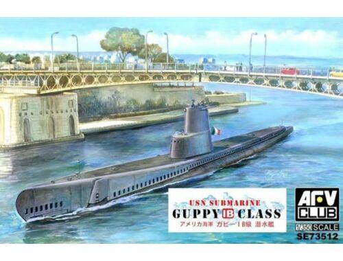 AFV-Club Guppy 1B 1:350 (SE73512)