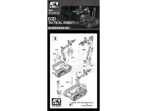 AFV-Club Talon Robots 1:35 (AC35010)
