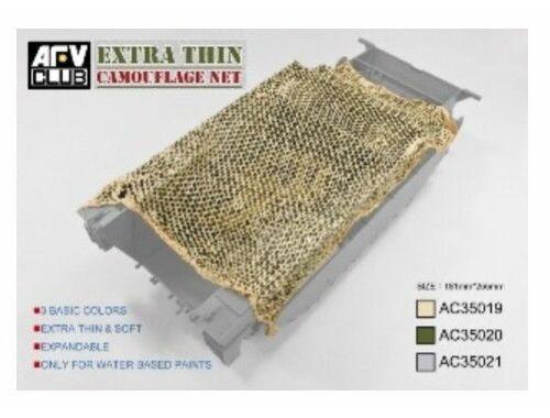AFV-Club Camouflage NET-Desert Tan 1:35 (AC35019)