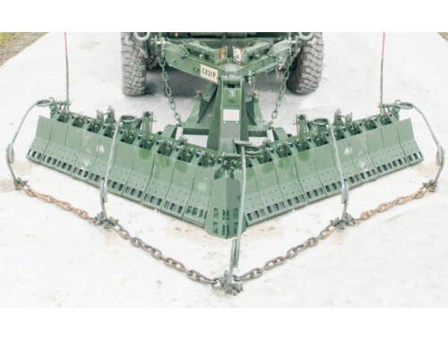 AFV-Club Chain & spring Hanger for M1132 Stryker 1:35 (AG3524)