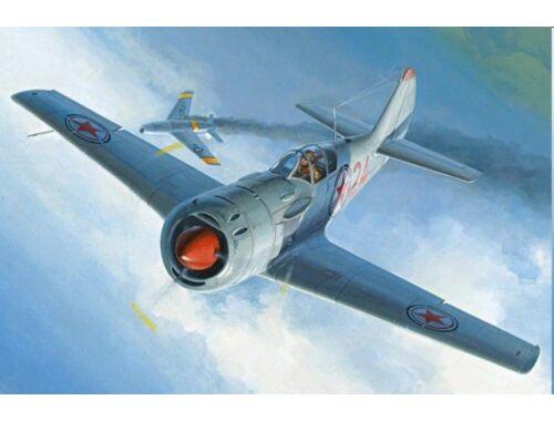 Hobby Boss Soviet La-11 Fang 1:48 (81760)