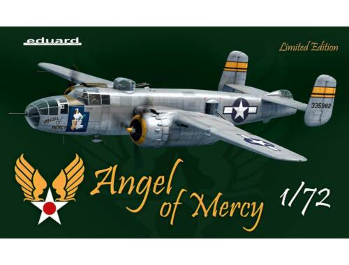 Eduard ANGEL OF MERCY, Limited edition 1:72 (2140)