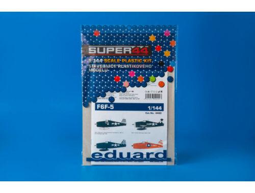 Eduard F6F-5, Super44 1:144 (4463)