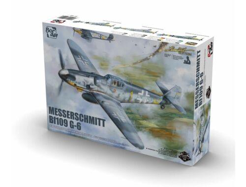 Border Model Messerschmitt Bf109 G-6, Limited Edition 1:35 (BF-001)