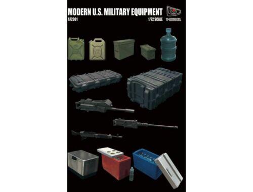 T-Model U.S.Military Equipment 1:72 (A72001)