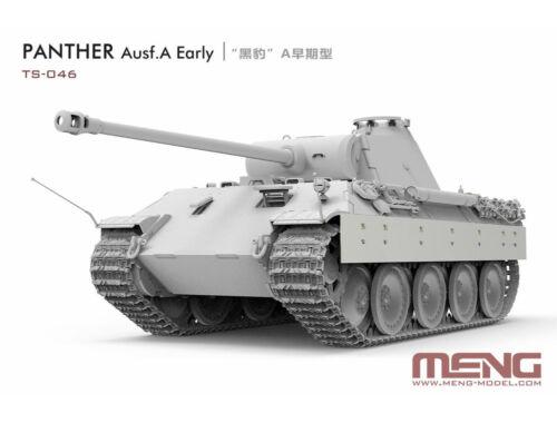 Meng German Medium Tank Sd.Kfz.171 Panther Ausf.A Early 1:35 (TS-046)