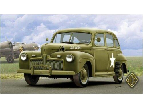 ACE US Army Staff Car model 1942 1:72 (ACE72298)