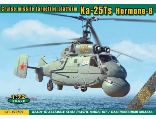 ACE Ka-25Ts Hormone-B Cruise missile targeting platform 1:72 (ACE72309)