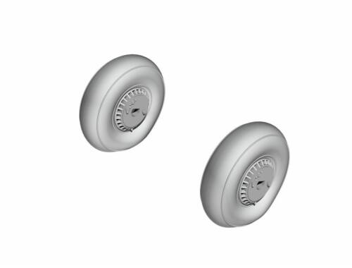CMK Reggiane Re 2005 Main Wheels 1:48 (129-Q72375)