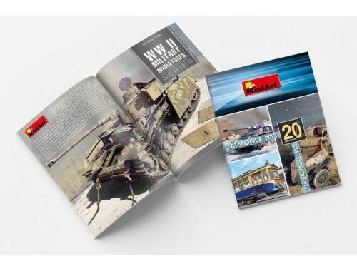 Miniart Miniart Katalog 2021  (55021)