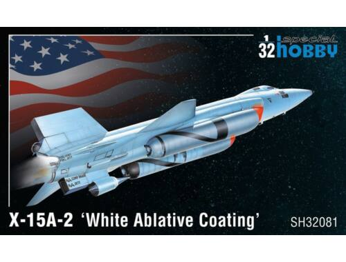 Special Hobby X-15A-2 White Ablative Coating 1:32 (100-SH32081)