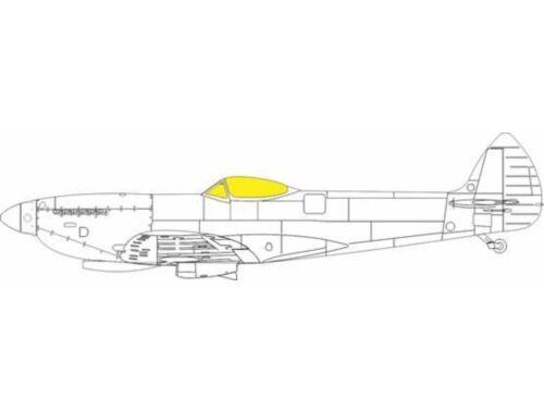 Eduard Spitfire Mk.XVI TFace for EDUARD 1:48 (EX808)