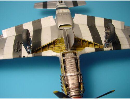 Aires P-51B/C Fahrwerksschacht 1:48 (4186)