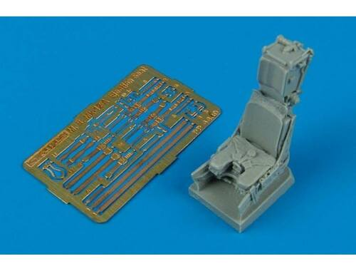Aires M.B. Mk-12/A ejection seat (British Harriers) 1:48 (4419)