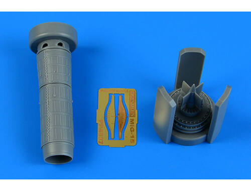 Aires MiG-15 exhaust nozzle for BRONCO 1:48 (4837)
