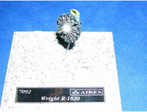 Aires Wright R-1820 Cyclone 1:72 (7092)