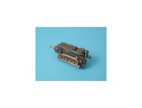 Aires DB 601E/N Motor 1:72 (7104)