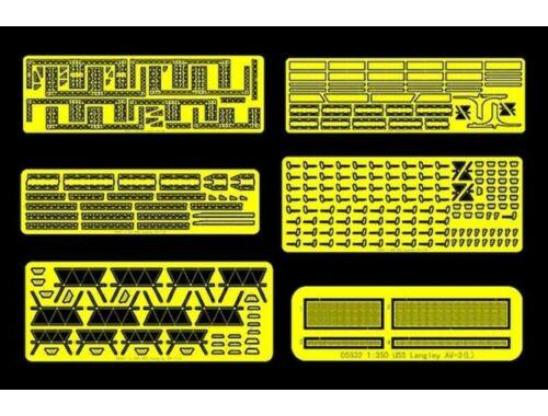 Trumpeter USS Langley AV-3 upgrade sets  (06647)